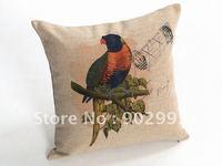 Bird Sofa throw pillow cases cushion