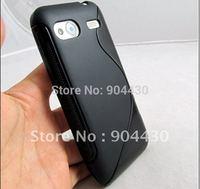 Free ship 1pc For HTC  Radar 4g C110e C110 e S-line TPU Skin soft back case