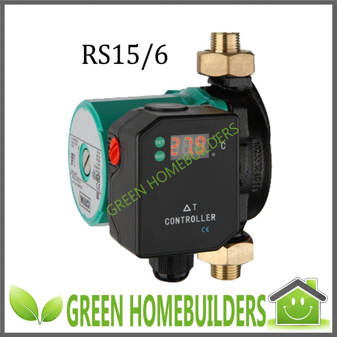 New Delta T controller Temperature Difference Circulation Controller  #6BA229