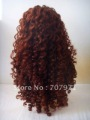 #350 spanish wave Synthetic Lace Wig