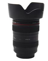 Creative Lens mug coffee mug with lid 400ML