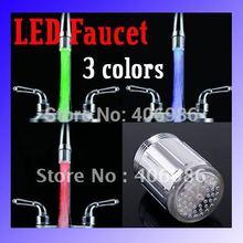 popular water glow led faucet