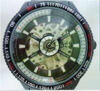 Hot! New Design wristwatch Sport Army Military Mecahnical Mens Watch Wrist watch  Free Ship