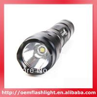 Ultrafire 502B Cree XML U2 1300 Lumen 1-Mode LED Flashlight (1*18650)