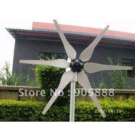 Free shipping!! 10pcs/LoT!! 300w wind driven generator,full power 300w,wind generator,wind turbine system