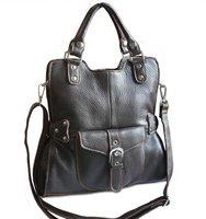 Fashion Luxury new 2014 girl women bags genuine leather handbag women messenger bags genuine leather shoulder bags free shipping