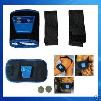 AB Gymnic Electronic Muscle Arm leg Waist Massage Belt, Free Shipping, Dropshipping YM