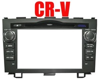 "8""DVD GPS BLUETOOTH CD/RADIO/MP3/MP4/TV/REVERSE PARKING CAMERA   for   CRV"