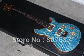 PRS SE Custom 24 25th anniversary BLUE ROYAL Electric guitar  in stock  OEM Guitar