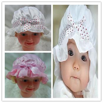 Free shipping /Baby hats/hats/baby Cap / Bow Baby Hats
