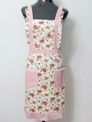 Free Shipping 10pcs/lot,Bulk Price cloth apron of flowers picture,HighQuality aprons,countryside printed aprons,many styles(China (Mainland))