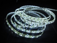 [Seven Neon]Free DHL express shipping waterproof 5meters 60leds/M 300leds white light 3528 led smd strip light