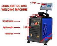 Inverter DC  ARC welding machine ZX7-200 (ARC200)  MMA welder equipment 110V 110V