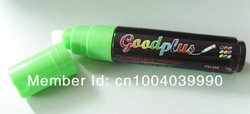 window marker liquid chalk marker pen 10mm nin 15g ink writing board using marker dry and wet type(China (Mainland))