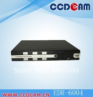 Granteed 100% CCTV Economical dvr network recorder 4CH standalone DVR EDR-6004