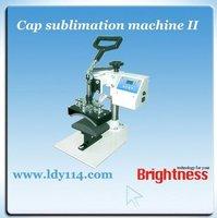 cap heat press machine/hat heat transfer machine