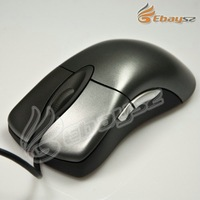 CA-Free Shipping Hot Selling 3D USB IE3.0 IE3 Gary Gaming Mouse Mice For Desktop Laptop LF-0708