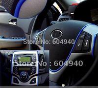 Car decoration auto Car Interior Decoration moulding Trim Strip line 5M/lot free shipping