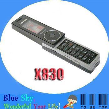 Hot sale Samsung X830 original mobile phone refurbished original