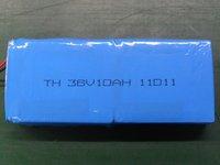 36V10AH lithium battery for e-bike