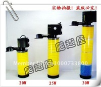 30W Aquarium Multifunction Filter Pump Fish Tank 4 Layers Filter Aquarium Internal Filter 1800L/H