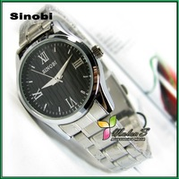 Sinobi High quality Brand Japan Movement Men Sport watch Women Dress Watch,FREE SHIPPING S9286