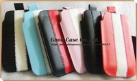 iphone4g case, wholesale leather bag cover case for iphone 4S 4G 3G pouch cell phone coat accessories free shipping