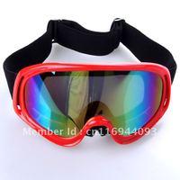 Flexional Snow Goggles Motocross Glasses Rainbow Lens