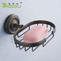 Xiduoli Free shipping Hotel Antique Bathroom Soap Basket Holder XDL-12709 for Bathroom