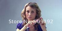 Travel hair iron, PRO Nano Titanium Ceramic hair flat iron, fast heating-up free shipping