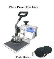 "diameter 12cm/15cm  plate heater for 7.5""/10""  plates, plate press machine spare parts, plate mat"