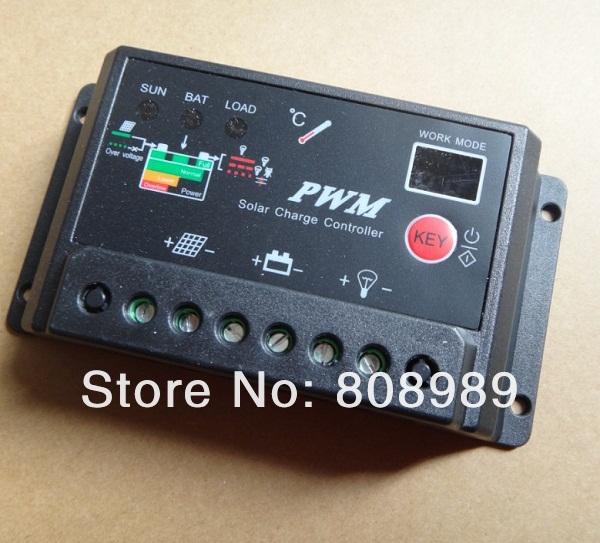 Солнечный контроллер OEM ! 10 12 24V Auto YH344