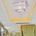 crystal Ceiling lights G4x1  20W hallway lights  porch lights 1pc free shipping 1032-1