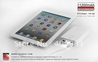 Yoobao Long March power bank for iphone 4,for ipad 2,for mobile phone,11200mAh YB-642