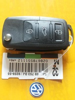 2013 VW B5 style (433.92mhz Self learning) 3 button remote key dulicator for electronic door, car remote , remote duplicator,etc
