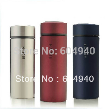 350ml 450ml Vacuum flask insulation holding water bottles stainless steel thermos for Ladies Men Kids use-free shipping
