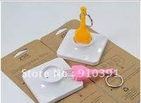 New&Hot selling plastic plug Key Chains,plug seat shape key holder,unplug keychain,family supply avoid dispalced ,freeshipping