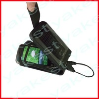Free shipping solar charger leather for mp3