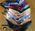 14 colors assorted  girl's woman silk satin ribbon bow hairbands headbands fashion hair accessory free shipping FF1203-22