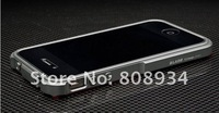 *10pieces /lot* wholesale  BLADE PREMIUM ALUMINUIM METAL BUMPER  frame case  FOR IPHONE 4s 4G