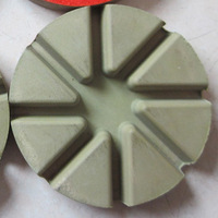 80mm resin floor pad/floor polishing pad/concrete renovate pad(80mm*10mm)