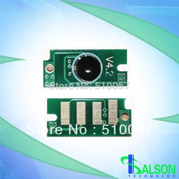 Compatible  toner chip for Dell 1250c 1350cnw 1355cn 13355cnw color compatible laser toner cartridge reset chip