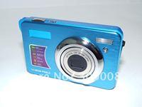 Colorful regular MAX. 15Mega pixels digital photo camera with 2.7inch TFT screen, 3xoptical zoom