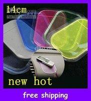 Hot sell Super Sticky Pad Car Dashboard Anti slip mat Magic Non Slip Mat ems free shipping