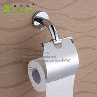 Xiduoli Free shipping Wall Hung Chrome Toilet Paper Roll Holder XDL-15851