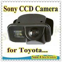 SONY CCD Chip Car Rear View Reverse Parking CAMERA for Toyota Corolla Tarago Previa Wish Alphard