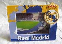 real madrid photo frame/ fans photo album box