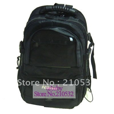 New digital D SLR camera Backpack Rucksack bag for Nikon D700 D7000 D300 D90 D5100 camera accessories Express Mail(China (Mainland))