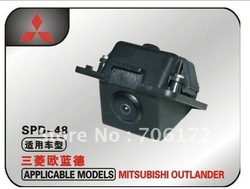 Factory selling Special Car Rear View Reverse backup Camera for Mitsubishi Outlander(China (Mainland))