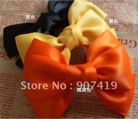 Free shipping +50pcs/lot,Girl's bow hairpins/hairbows.beauty hairwear/headwear,lovely hairclips(F-74)